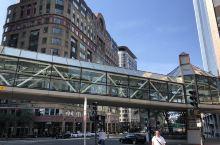 波士顿街景