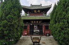 汉桓侯祠:一代名将张飞将军的归宿地。