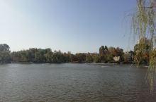 第一次到东湖转转
