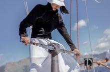 在意大利热那亚海岛体验帆船  上个月底在意大利的热那亚小岛体验帆船,我们直接从米兰市中心出发,十多个