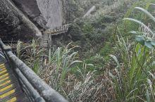 象鼻山是龙虎山地质公园最为典型的景观之一,是长期受雨水冲刷溶蚀风化而脱落,造成崩塌残余型的石梁穿洞类