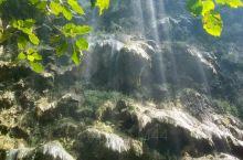 非常漂亮的峡谷