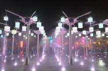山西怀仁市市委夜景,超美