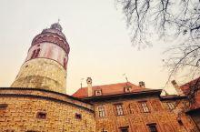 捷克最美小镇克姆鲁洛夫城堡