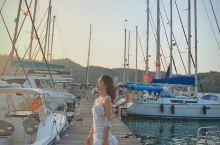 【土耳其🇹🇷】费特希耶——007 Sky Fall取景酒店🏨  费特希耶是土耳其之旅的最后一站,所以