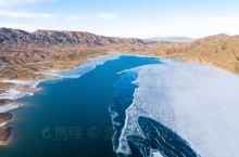#甘肃旅游# 在甘肃永昌县城东北10公里的金川峡入口处,有一座中型水库,它是永昌县有史以来人民群众同