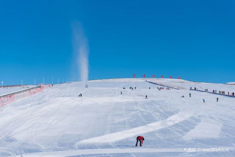也迷裡滑雪場2