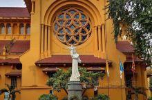 北区主教坐堂,一座漂亮的天主教堂,逛街途中看到的,比较小众,没有多少介绍,我进去的时候一个人都没有,