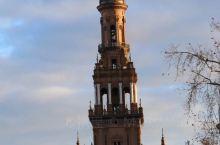 塞维利亚西班牙广场:游览西班牙广场,观看最富感染力的流行舞稻弗拉明戈舞......