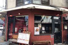 广岛当地非常棒的一家餐厅 我们是听当地朋友介绍后过去的 他们家的店在转角 有一种转角遇到爱的文艺感