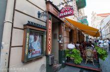 Etno Dvaras是维尔纽斯的网红餐厅,行走在老城,稍不留神就会错过它,这是我在立陶宛的最后一餐