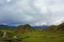 在拉孜县离开318国道后就正式进入G219新藏线了,卡嘎镇到桑桑镇短短64公里爬了3座山,4500米