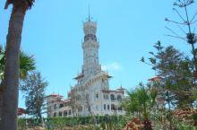 埃及亚历山大的蒙塔扎宫