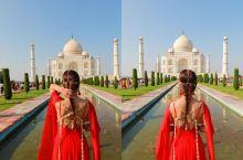 """泰姬陵-永恒面颊上的一滴泪 印度诗翁泰戈尔形容泰姬陵如""""一颗爱的泪珠""""。因爱情而生,这段爱情的生命也"""