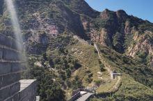 九口門水上長城,九口門隧道,充滿故事的歷史。