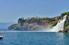 """安塔利亚出海参观瀑布,以及午餐的""""洞穴餐厅"""""""