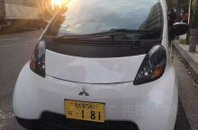 在东瀛街头看到的各种MiniBus、MiniCar,好多非常的卡哇伊,比孩子的电动玩具车大不了多少[