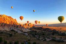 土耳其卡帕多奇亚热气球之旅  没有欣赏过浪漫在卡帕多奇亚热气球中的日出 那一定是人生中一大遗憾  卡