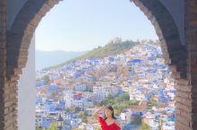 茉莉酒店 Dar Jasmine  舍夫沙万紧挨着蓝城古镇,说风景美得像画一般一点也不为过。内设很有