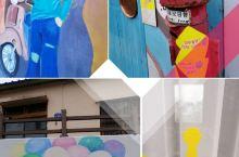 尋找甘川的小王子 韓國第二大城市~釜山. 甘川文化村又叫童話村。 遠看色彩丰富,走在裡面每⻆落感覺也