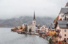 奥地利最美小镇:哈尔施塔特小镇 如果说奥地利是璀璨的夜空,那么哈尔施塔特小镇就是夜空中那颗最摧残的行