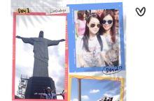 相隔五年再次出發到南美《巴西》這個美麗的國家