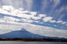 秋季河口湖富士山