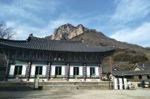 韩国光州市白羊寺很清净,来一趟净化你的心境