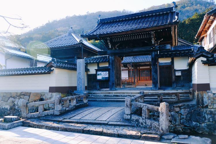 Takeda Castle Ruins1