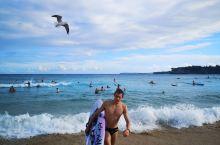 2000年悉尼奥运会沙滩排球项目举办地——邦迪海滩 邦代海滩,又译作邦迪海滩,是澳洲悉尼一个著名的海