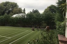 汉米尔顿热气球节,及花园