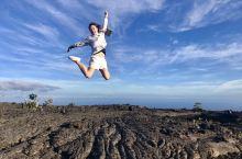 夏威夷大岛 火山国家公园 相机旅拍,出大片……