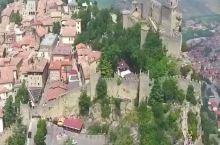 欧洲超级小国圣马力诺,景色非常漂亮