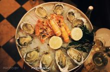 伦敦 | 中国城附近有一家餐厅,是海鲜爱好者的天堂  J Sheekey Atlantic Bar