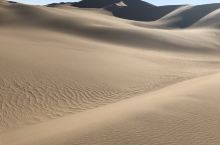 空旷寂寥的沙漠