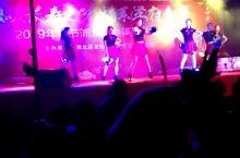 广西钦州市长寿之乡浦北县龙门镇的表演节目