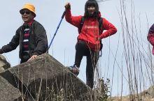 爬山挺高的