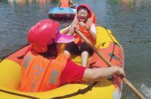 可以带孩子去漂一下,请将划浆交给孩子!