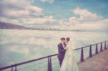 喜欢我的婚纱照