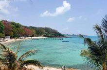 最接近蓝天的地方—Ao Cho  Ao Cho是沙美岛上的一个美丽的海滩,在这里可以尽情的享受明媚的
