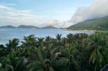 南国,椰风,海岸。流连忘返的地方。