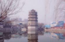 始建于后周(951--960年),北宋年间(960年--1127年)才建成,距今已有1000余年,历