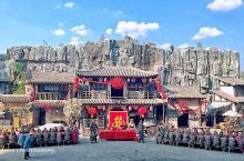 #换个角度看商洛# 《棣花往事》以棣花古镇宋金文化为载体,以宋金鏖战为故事背景,是集历史剧情、影视特