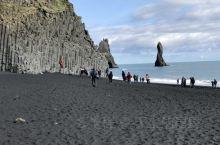 冰岛玄武柱