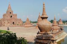 一寨两国挺有特色,旁边就是缅甸
