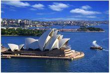 悉尼歌剧院,墨尔本12门徒,鲜花盛开,看新西兰小伙自驾帆船,在毛利文化村旁的温泉喷射,牧场,七仙女