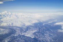 北美最高峰麦金利峰