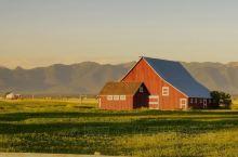 农村美丽的小屋