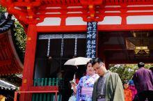 以日本最大祭奠之一园祭而闻名的八坂神社位于四条通最东端,是京都有名的神社之一,是日本最大祭奠的举办地