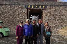 周末无事,和朋友们到清王朝的发祥地辽宁抚顺赫图阿拉城游览,品农家菜,玩的开心、吃的乐呵!